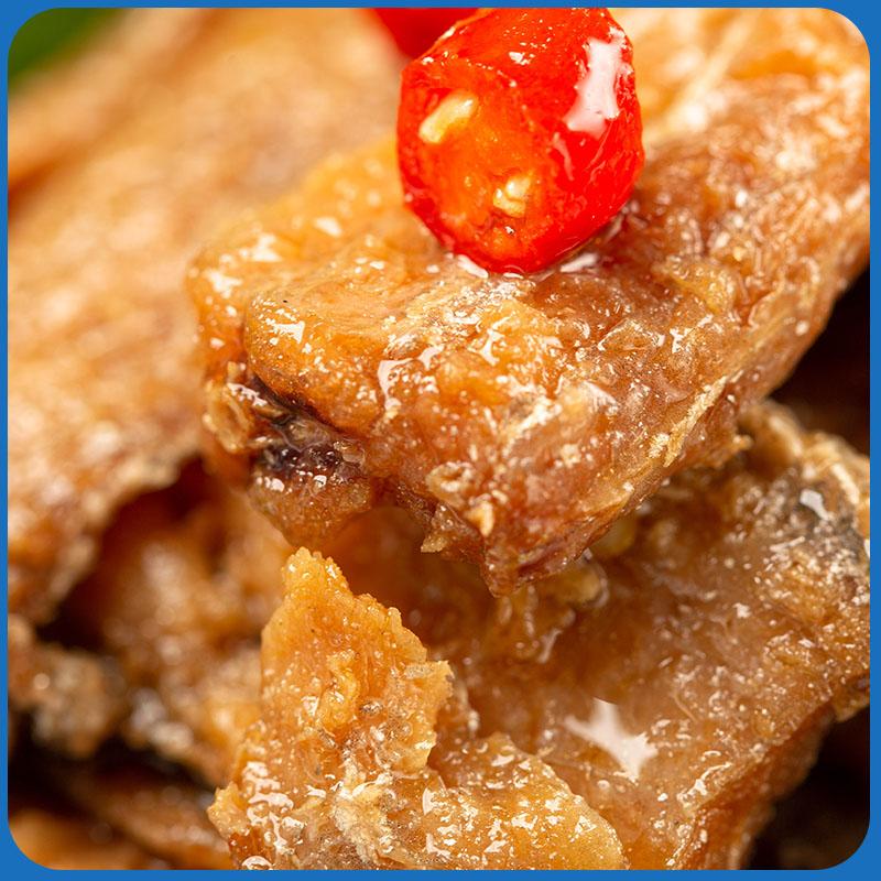 带鱼罐头即食海鲜熟食罐装下饭菜五香红烧香辣香酥深海刀鱼黄花鱼