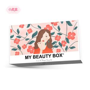 【日夜组合】小美盒卫生巾超薄棉柔少女姨妈巾学生日夜用盒装整箱