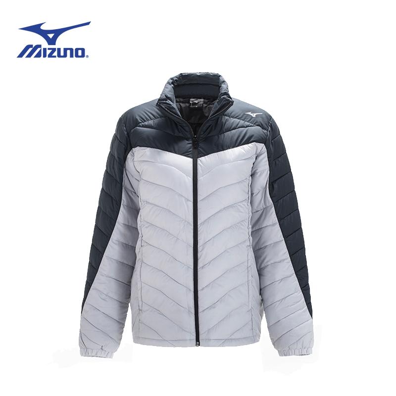商场同款,日本 Mizuno美津浓 Warmer 经典款男士棉服