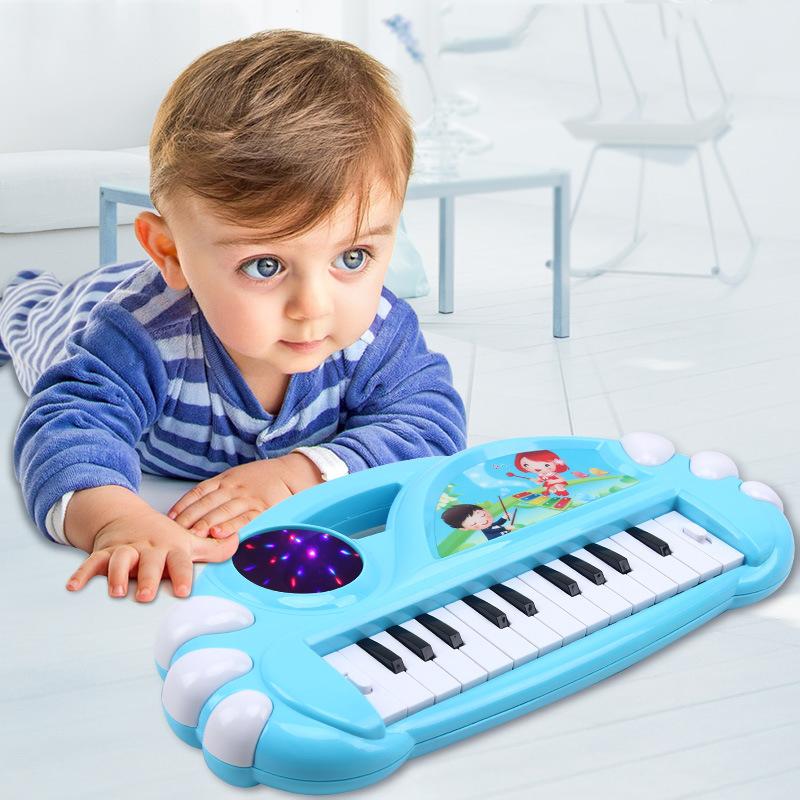 儿童初学者电子琴小钢琴益智男孩女孩玩具