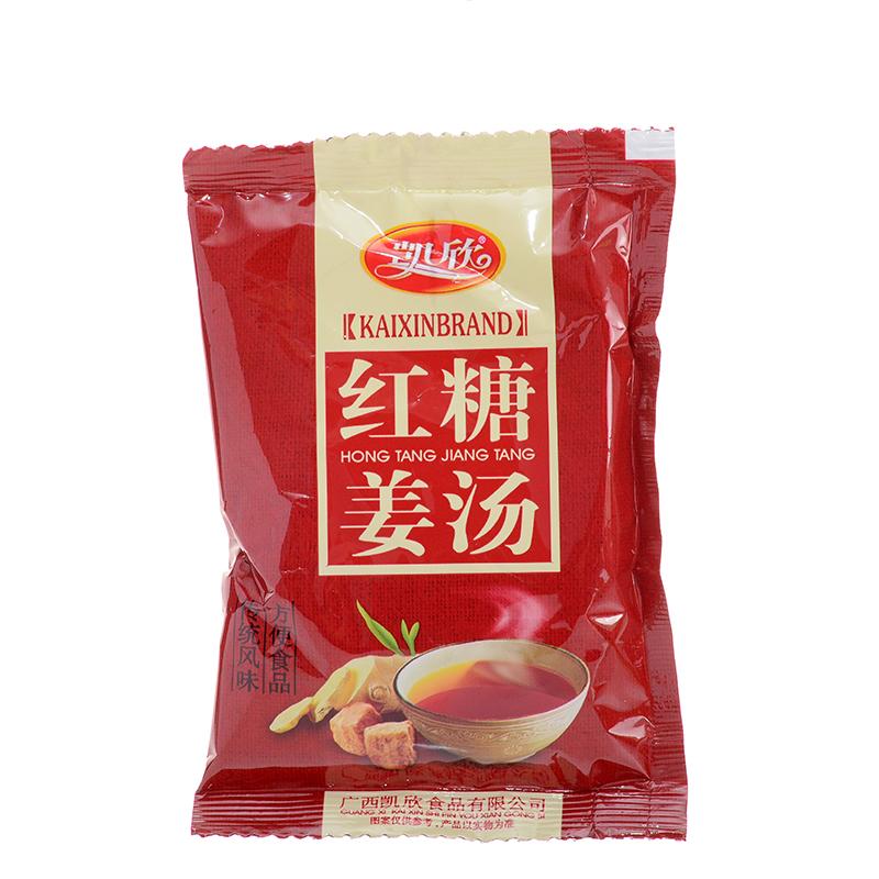 红枣枸杞红糖姜汤200g