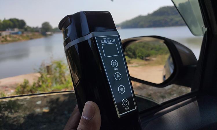 智能车载饮水神器,开车也能喝热茶!