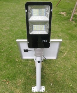 New rural outdoor new solar street lamp LED60W remote control integrated super bright garden street lighting light