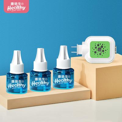 康培生电热蚊香液无烟无味驱蚊用品新生婴儿童宝宝孕妇居家防蚊水