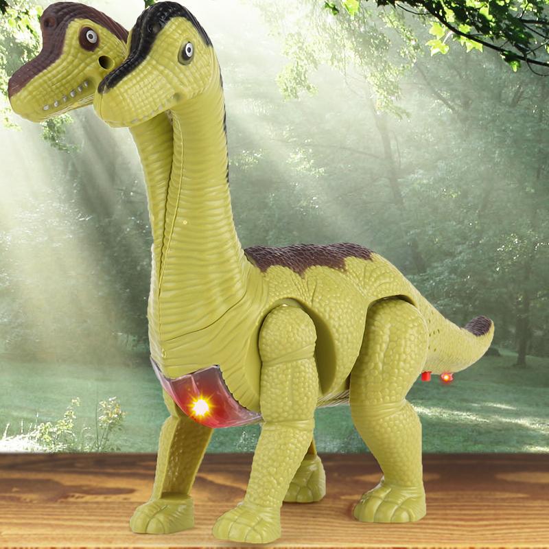 电动恐龙仿真侏罗纪模型男孩儿童女孩玩具