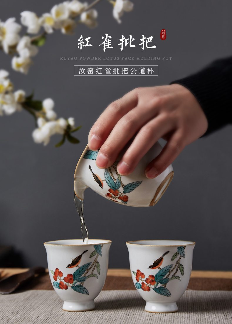 Shot incarnate all hand your up with jingdezhen ceramic fair keller kung fu tea tea tea fitting separate pieces can be raised