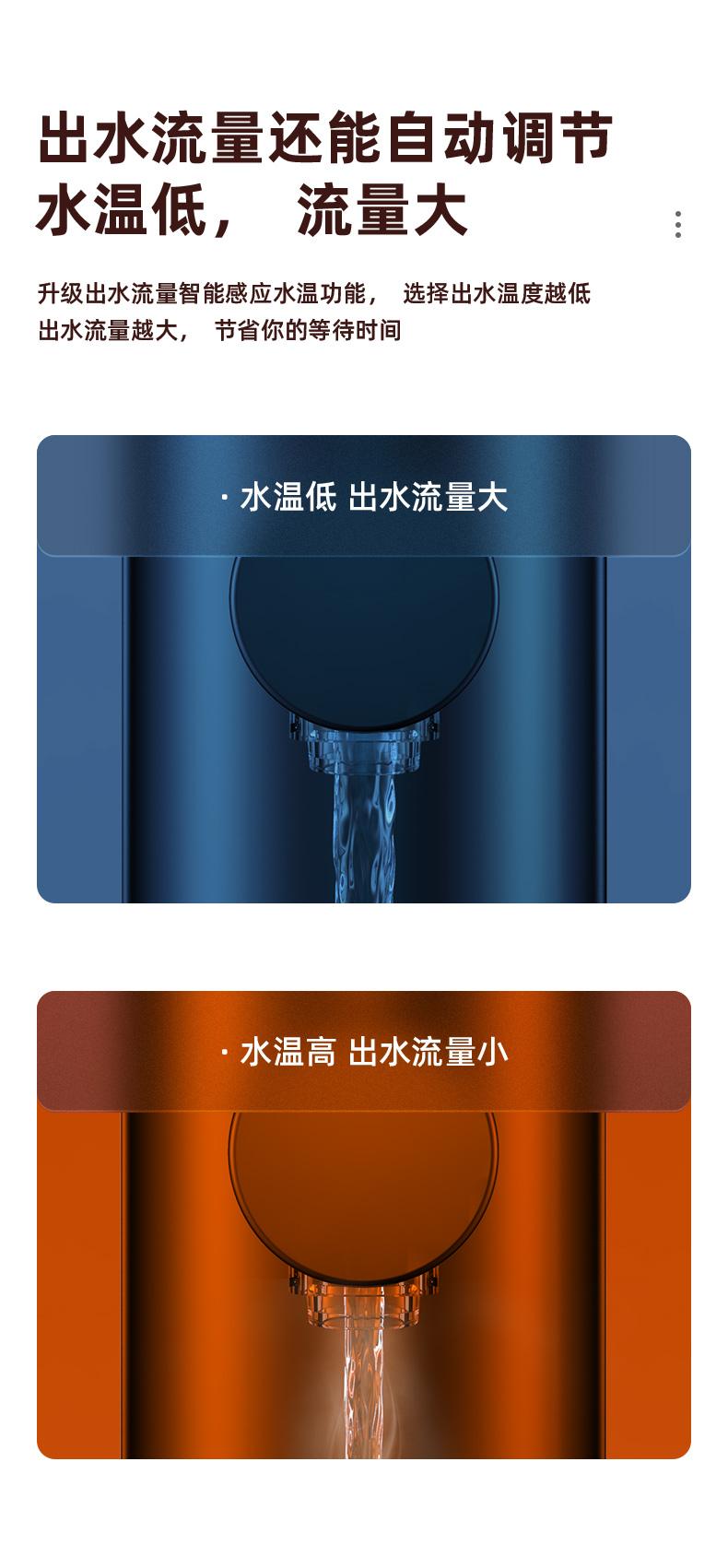 魔凡 MF809-A 全自动即热式饮水机 茶吧 图11