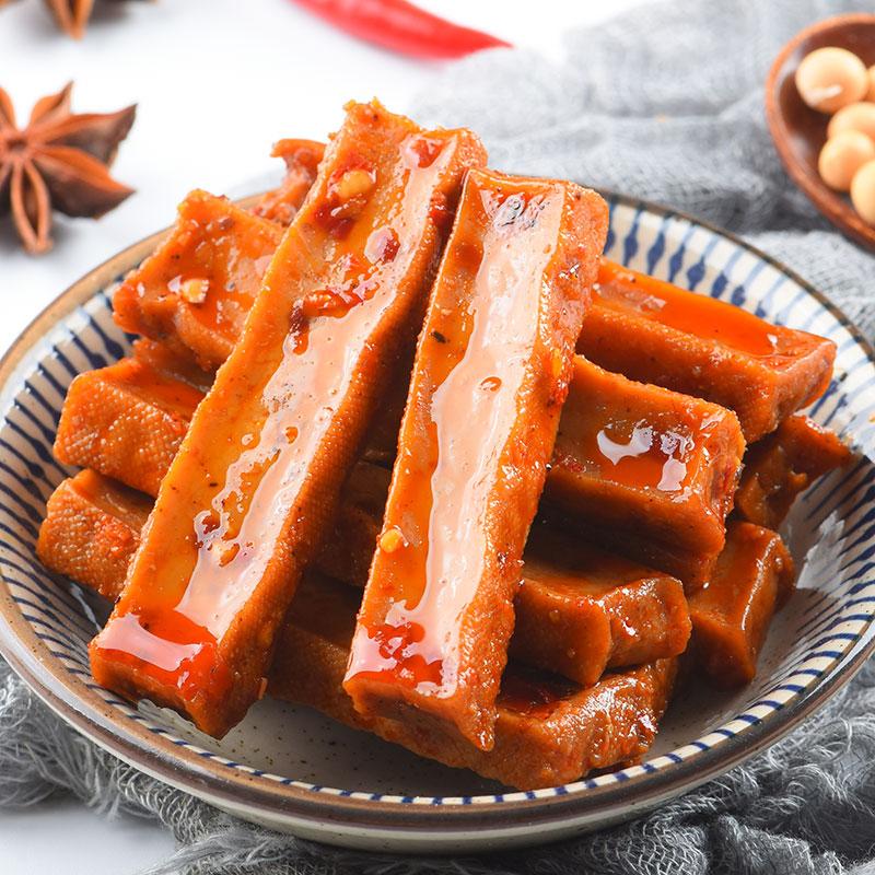 【金福元】多口味香辣豆干小零食