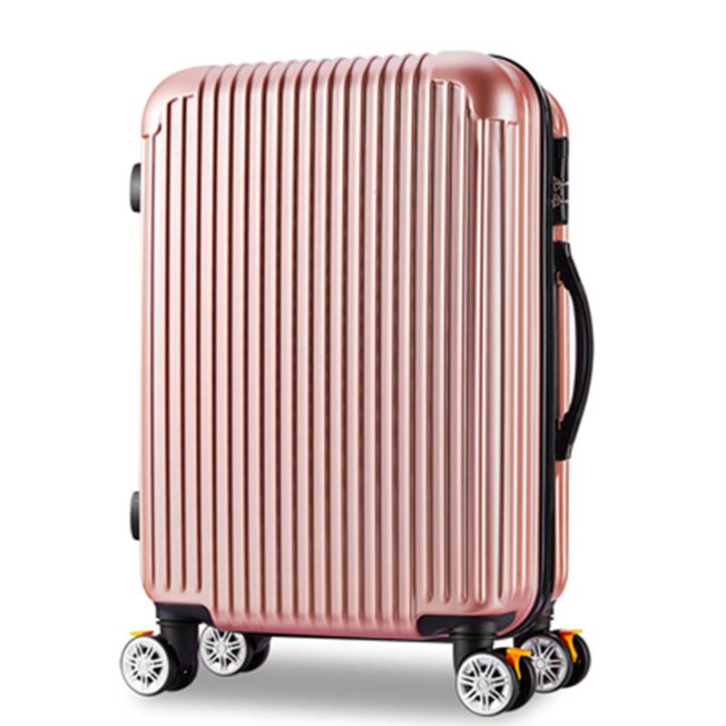 老杨第三行李箱网红拉杆箱女学生密码箱