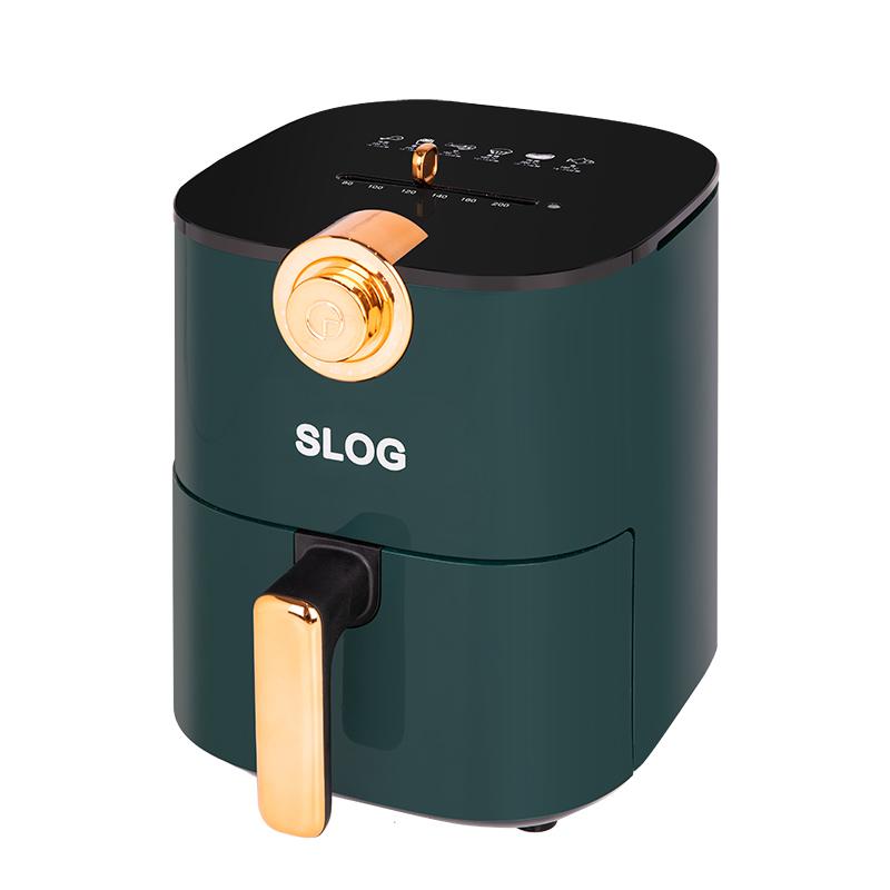 SLOG空氣炸鍋家用新款特價智能多功能無油電氣炸鍋大容量薯條機