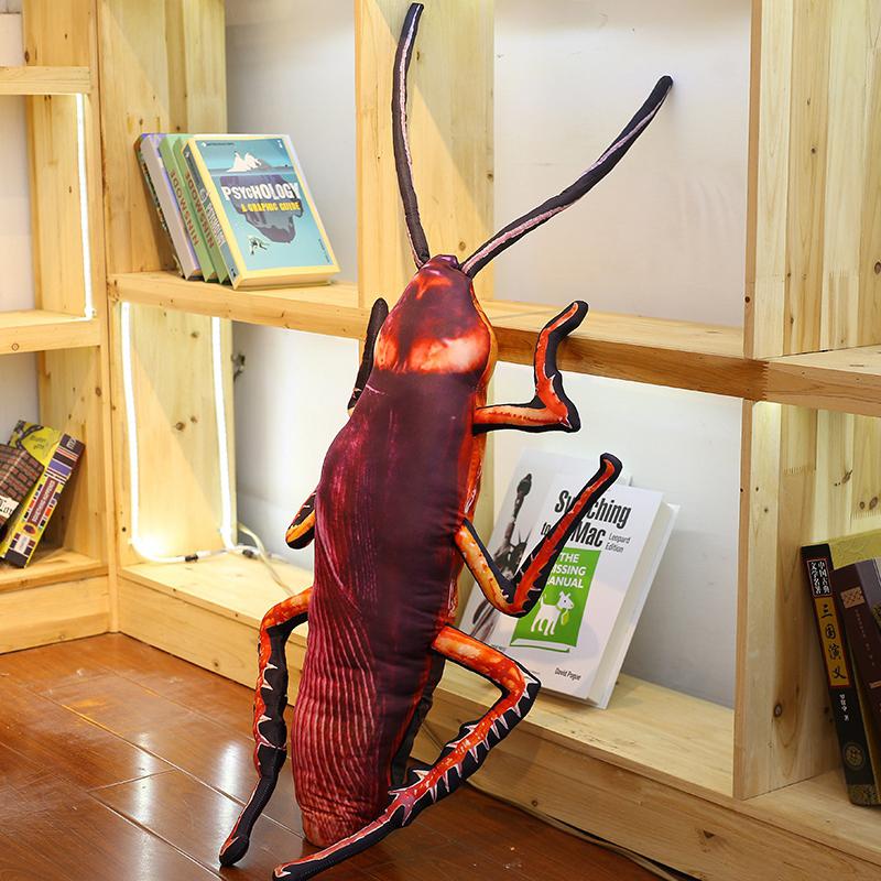 抖音同款:蟑螂抱枕 等身大小强抱枕-1