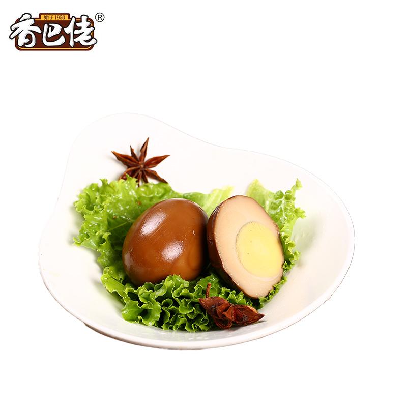 香巴佬卤鸡蛋30g*10真空包装便携即食零食点心乡巴佬正宗温州风味