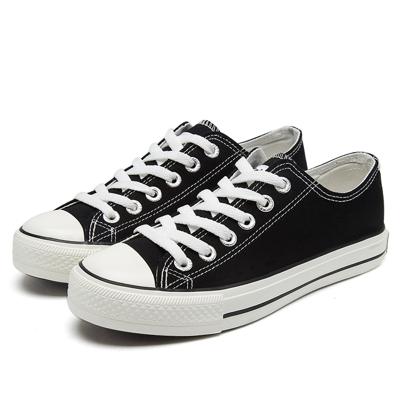 dafu大孚FEIYUE飞跃秋季新款鞋低帮运动休闲学生黑色小白鞋板鞋