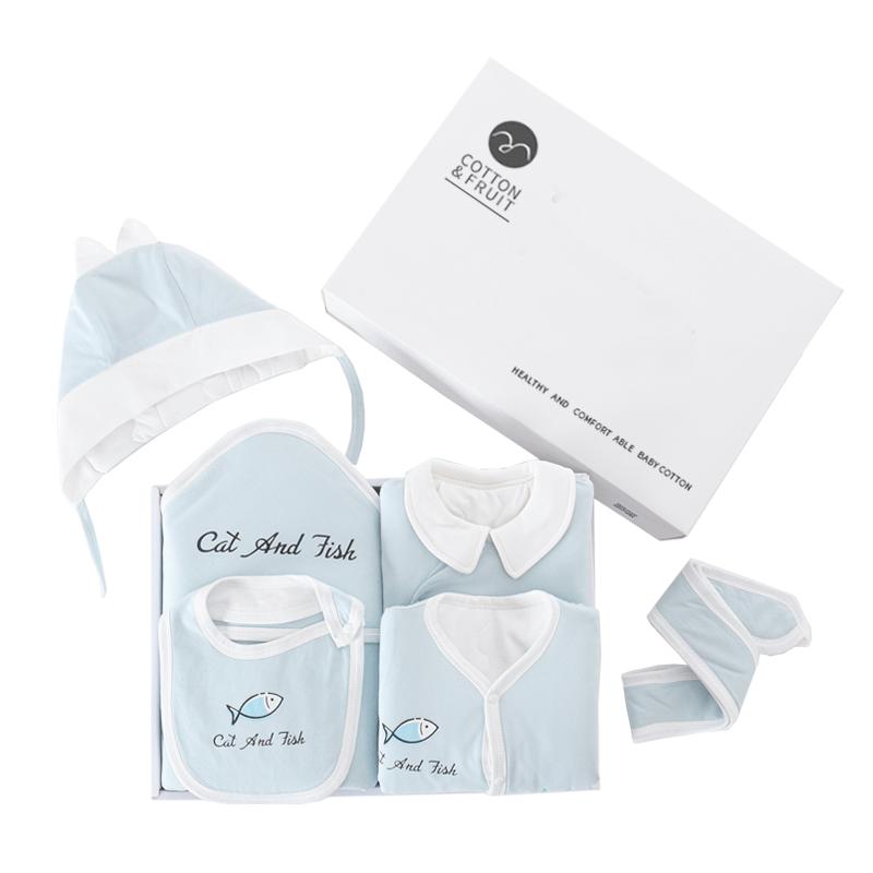 婴儿衣服新生儿礼盒秋冬套装套盒满月初生礼物刚出生宝宝用品大全