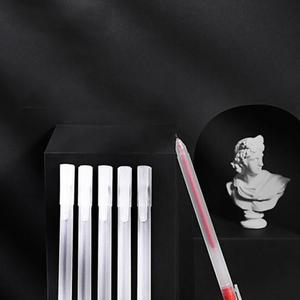 无印风高颜值黑色中性笔0.5mm针管