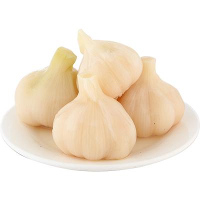 刘大庄糖蒜糖醋大蒜自制农家甜蒜泡大蒜头腌制腌菜咸菜下饭菜特产