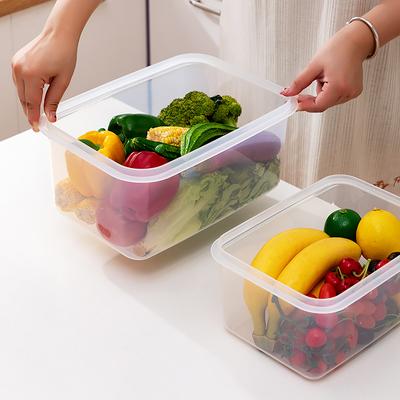 冰箱专用收纳盒抽屉式鸡蛋盒食品级冷冻盒