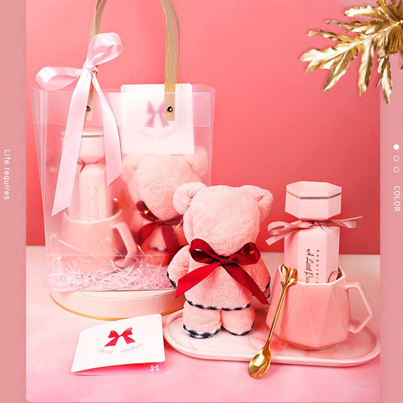 伴手礼女伴娘三八妇女节礼品送员工乔迁礼盒结婚实用高端新娘礼物