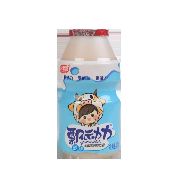 珍果饮料园原味乳酸菌牛奶饮品
