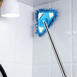 轻便小拖把迷你厨房瓷砖擦墙家用卫生间打扫墙面地清洁神器a021