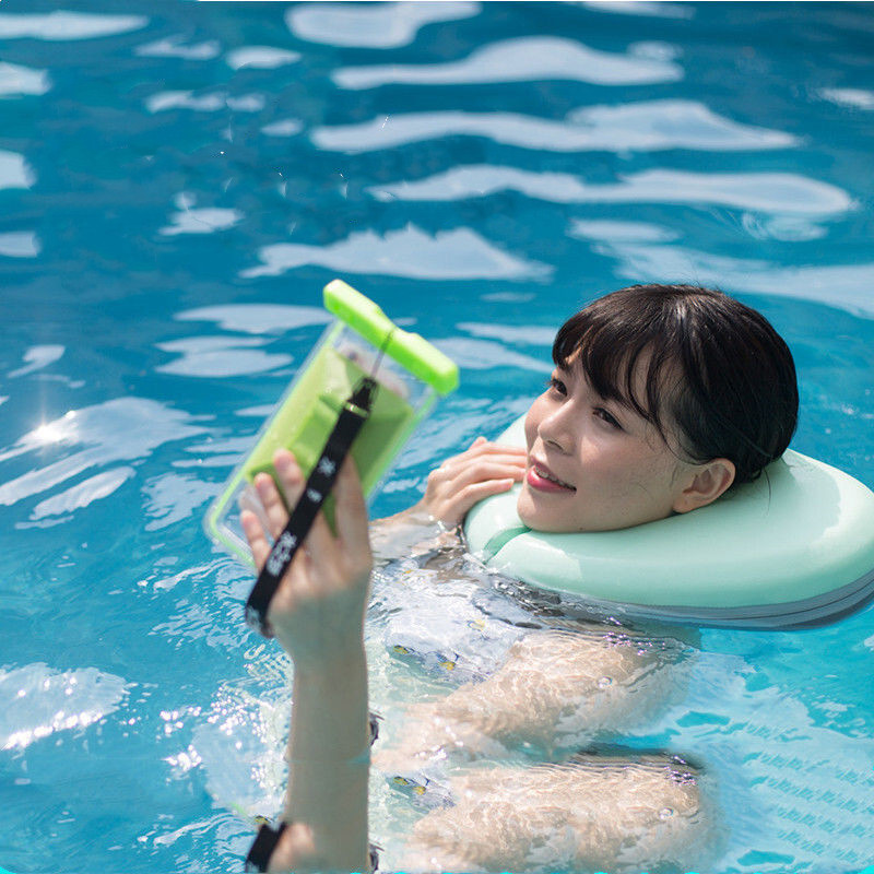 手机防水袋防雨通用游泳防尘密封潜水套触屏外卖专用骑手骑行保护