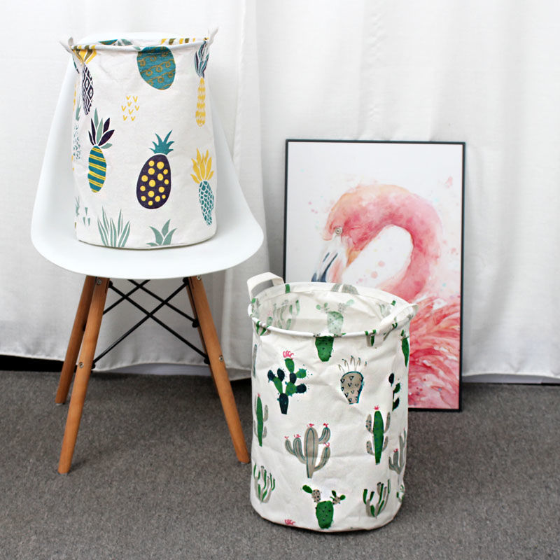 家用脏衣篮折叠超大玩具收纳桶脏衣篓防水放脏衣服收纳筐洗衣篮子