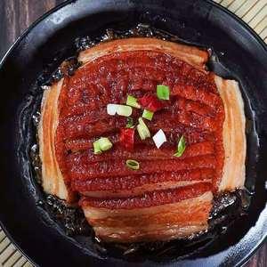 正宗梅菜扣肉真空包装500g加热即食下饭凉菜梅干菜扣肉红烧肉熟食