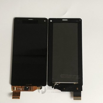 4.6'' Black white Screen For Sony Xperia Z3 Compact D5803 D5, цена 1671 руб