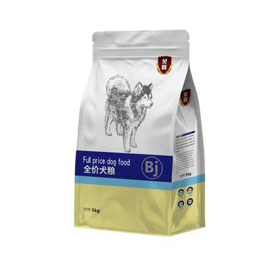 贝爵狗粮 通用型10斤泰迪金毛拉布拉多柯基成犬幼犬中大小型犬5kg