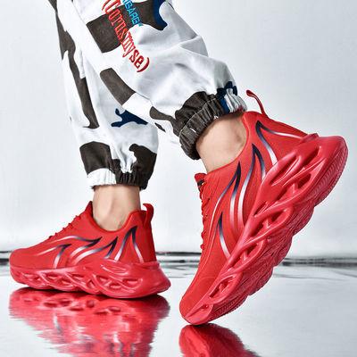 南极人正品男鞋情侣鞋2021新款春夏季烽火刀锋潮流女士跑步运动鞋