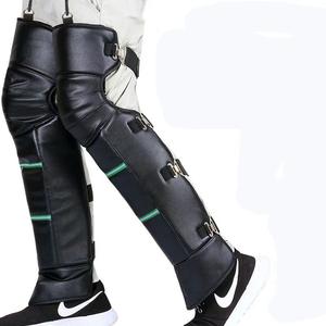 冬季护膝摩托车护膝电动车骑车男女护腿挡风防寒外穿加厚保暖骑行