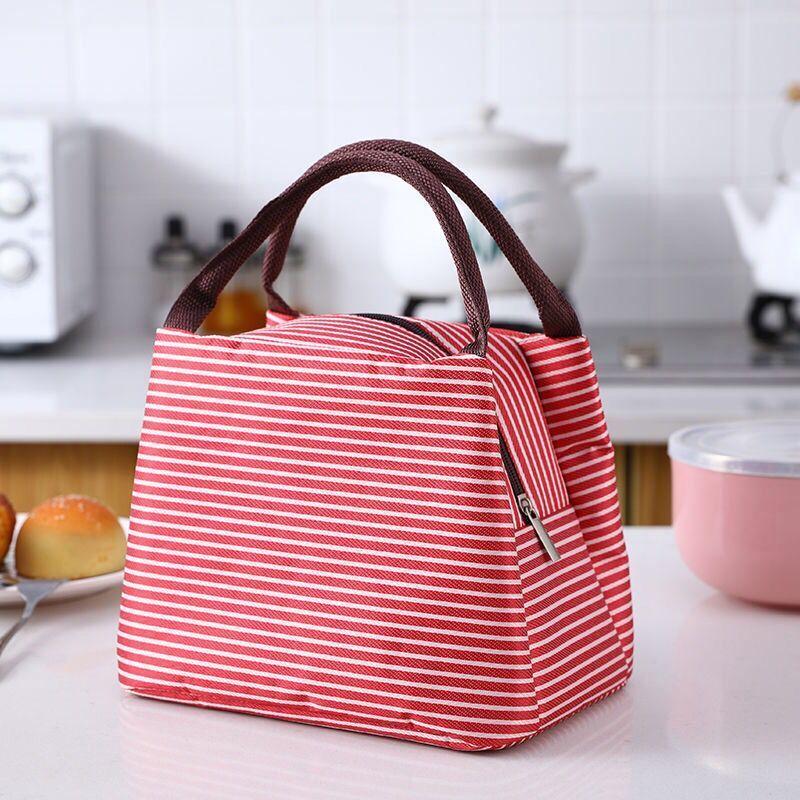 欣欣/便携餐包学生午餐饭盒袋便当袋手提包
