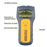 Meter height meter, water and electricity pipeline, metal full measurement, blocking and drainage accuracy, meter clogging pipe, wall detector tube perspective
