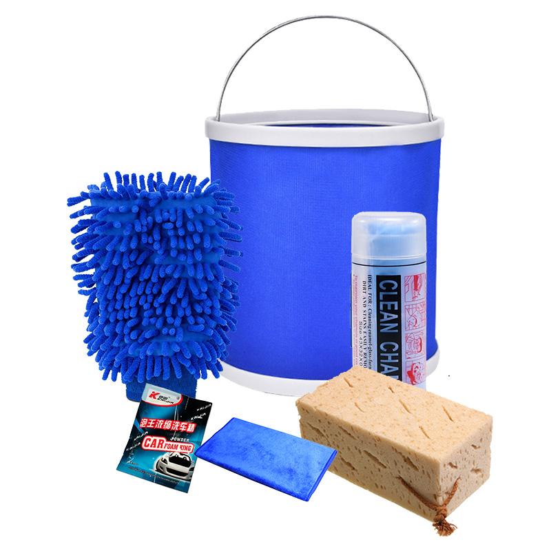 实用清洁神器洗车工具6件套装