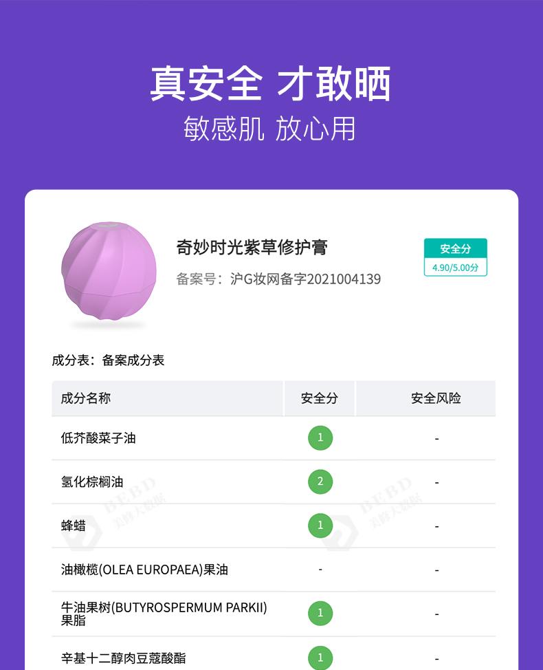 【雪梨推荐】奇妙时光紫草膏止痒膏