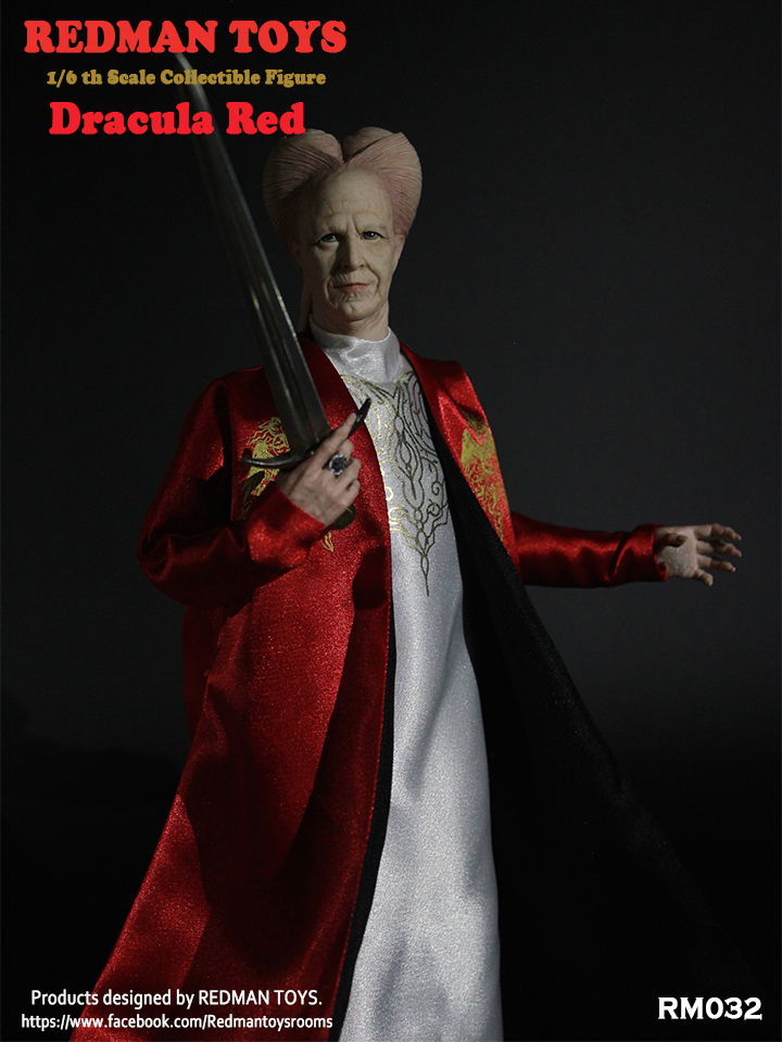 Redman Toys 1//6 Dracula Action Figure Gary Oldman RM032 Collection Model Gift