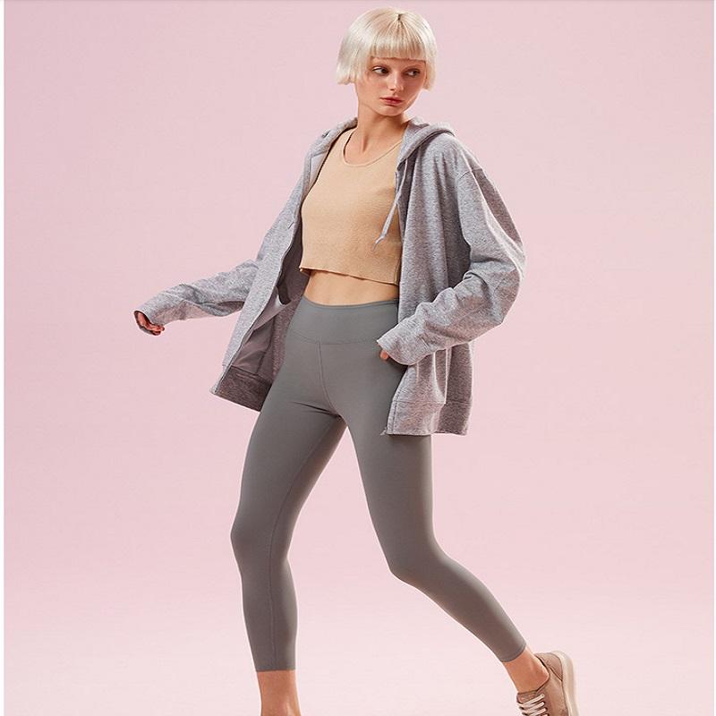 蕉下鲨鱼裤夏季薄款打底裤女外穿收腹提臀芭比裤弹力紧身瑜伽裤秋