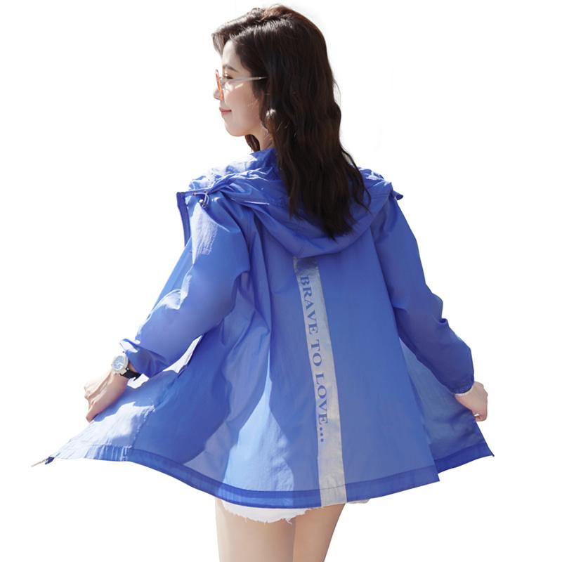 upf50+防晒衣女长袖2021新款时尚