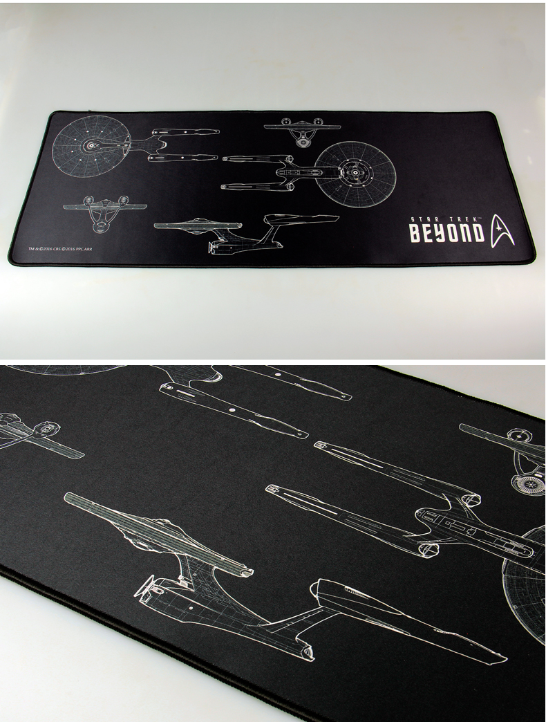 Ajazz Star Trek Gaming Mouse Pad Mice Mat 300 800 2 Mm