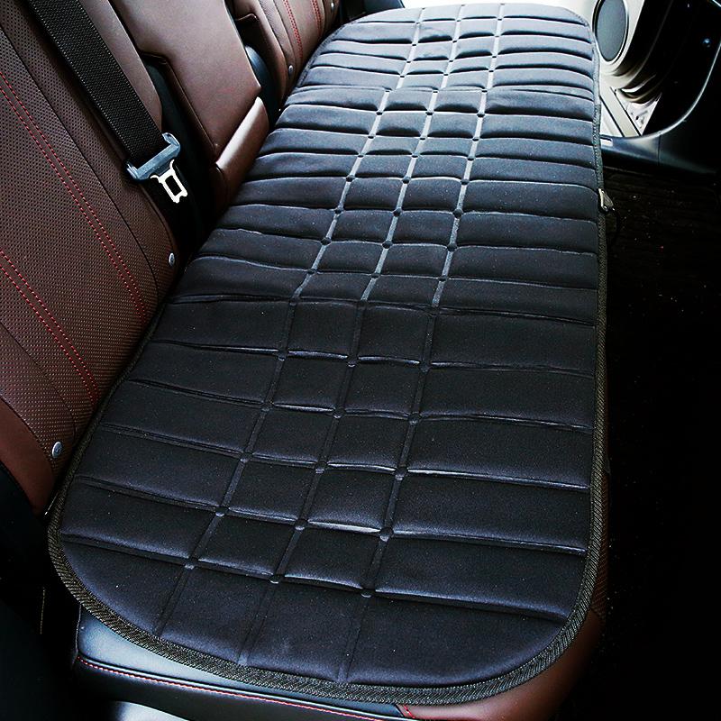 Подушка заднего сиденья - черный ( без спинка)12V