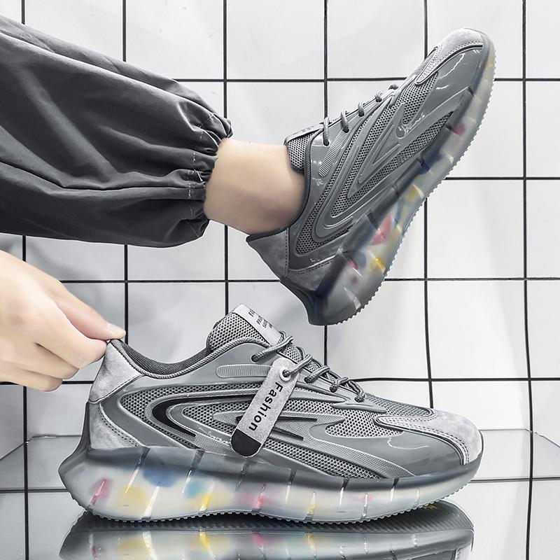 男鞋老爹鞋休闲时尚百搭学生潮鞋秋冬季新款低帮潮鞋2021爆款鞋子