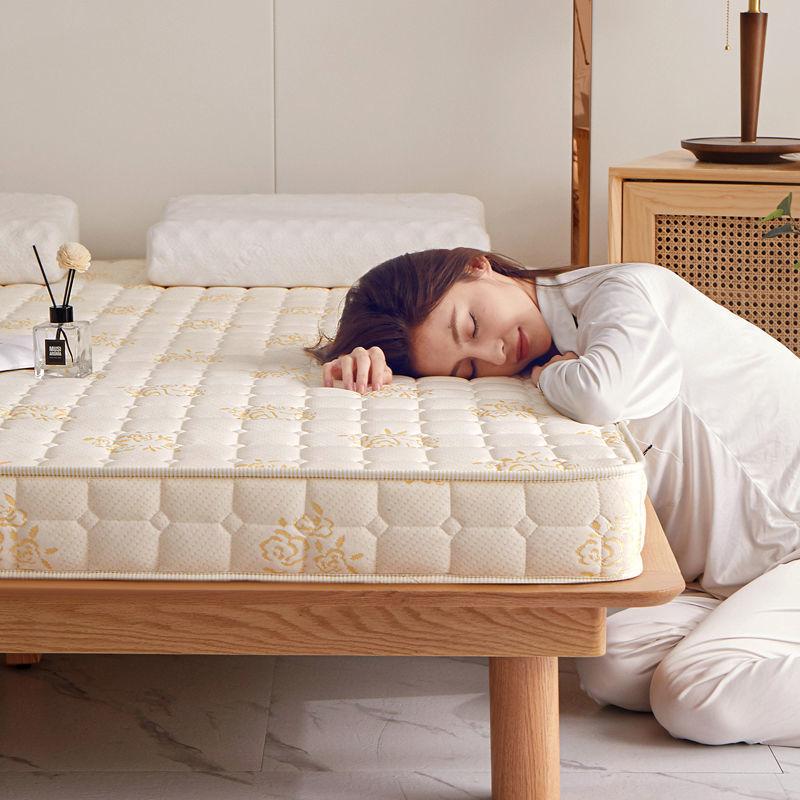 床垫软垫加厚1.5米家用睡垫学生宿舍单人海绵垫被褥子1.8米床垫子