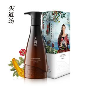 【头道汤】草本优护无硅油洗发水