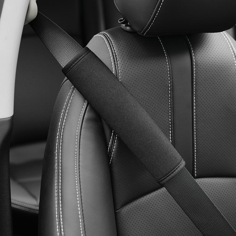 汽车安全带护肩套带夏季车载加长大货车保险带长途套内饰四季通用