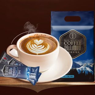 [national package] three in one Lanshan coffee 40.