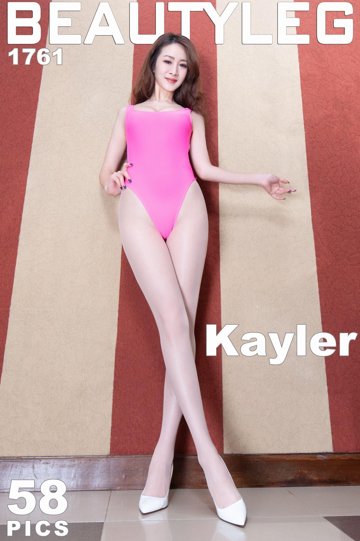 [Beautyleg]美女写真图片 2019.05.06 No.1761 Kaylar
