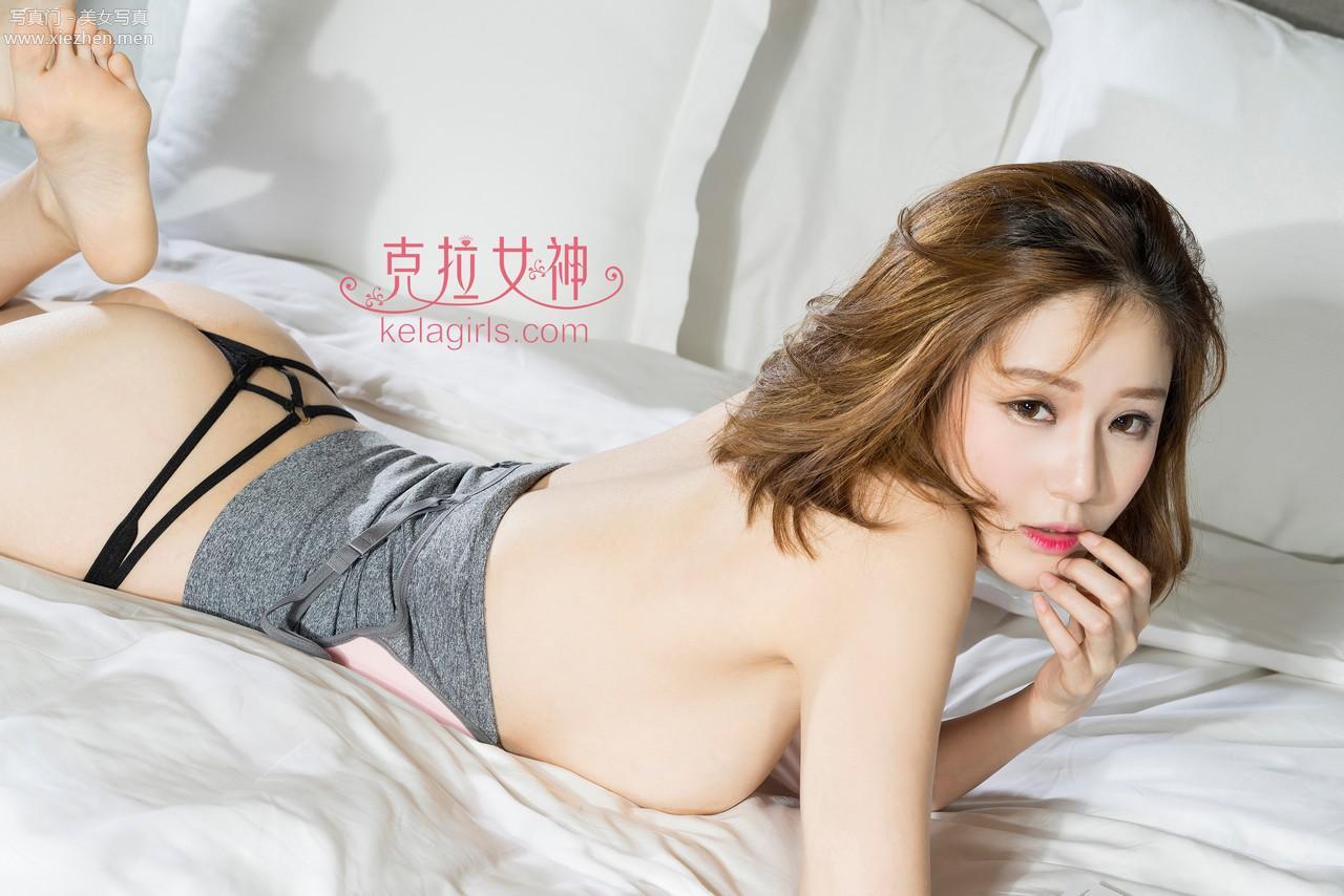 [KELAGIRLS克拉女神]2017-02-18 若菲 仿真少女