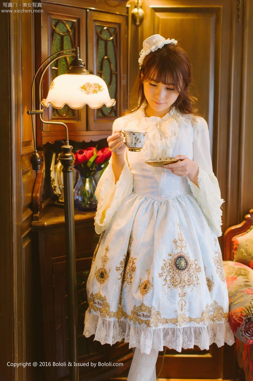 [Kimoe激萌文化] 2016-09-01 夏美酱 Lolita少女心