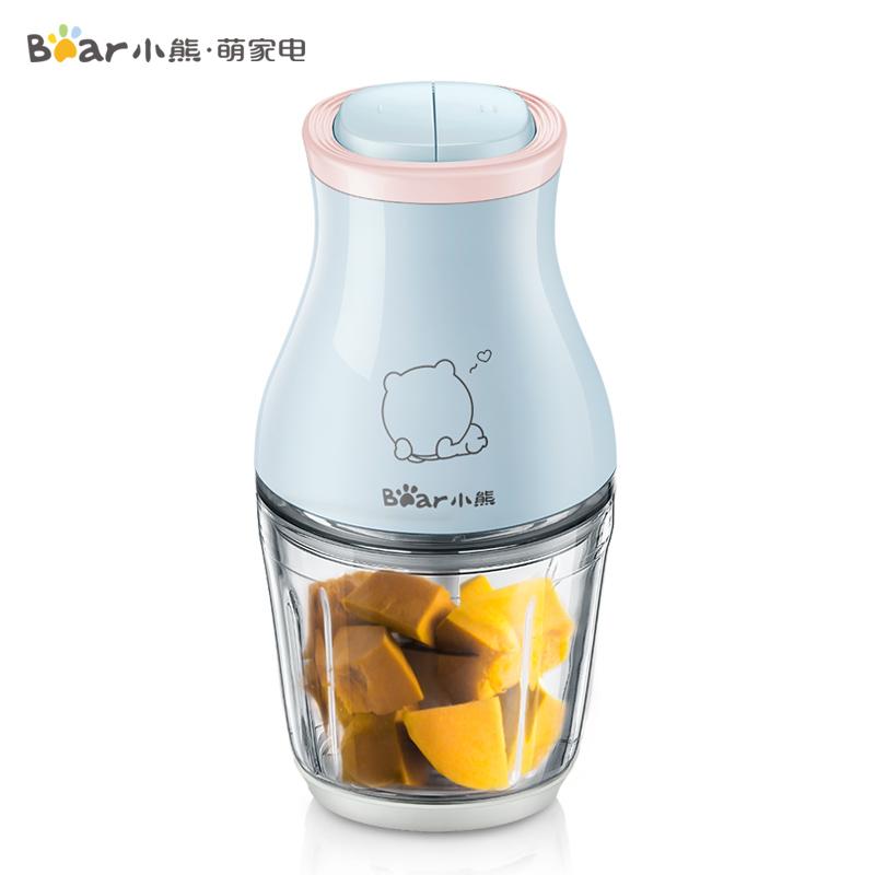 11-14新券小熊婴儿辅食机宝宝料理机绞肉机
