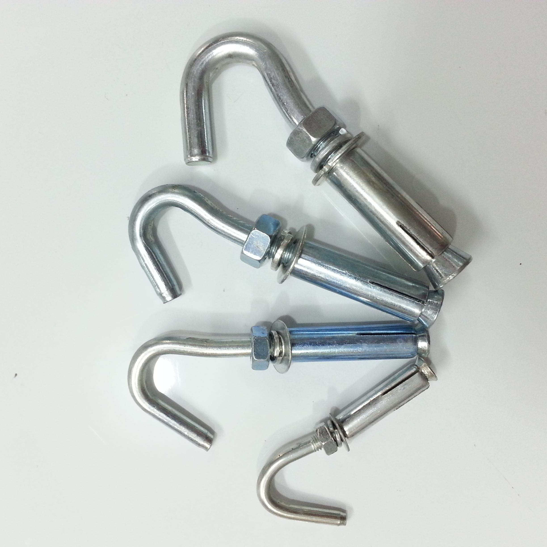 10 крючков для расширения железа M6